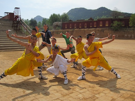 Gap Year Program - Academic Explorers Martial Arts and Mandarin in China  4
