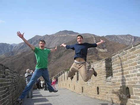 Gap Year Program - Academic Explorers Martial Arts and Mandarin in China  2