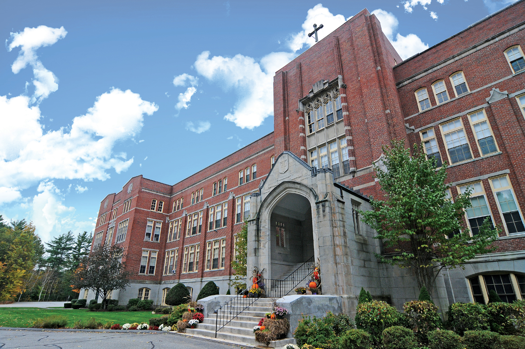 School - Academy of Notre Dame  1