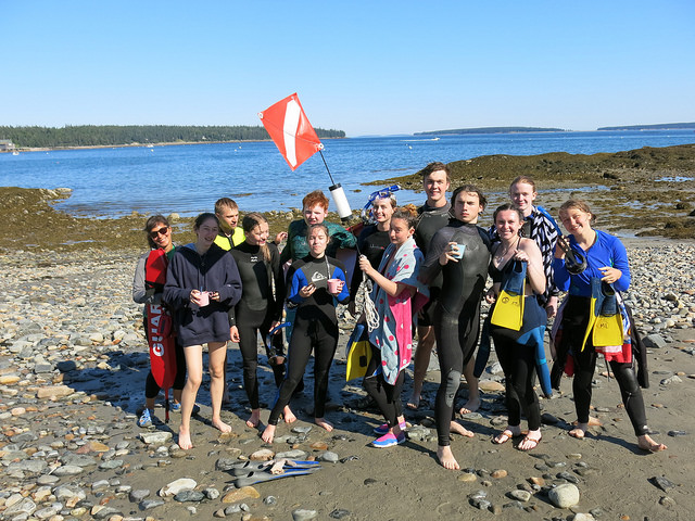 Summer Program - Geology | Acadia Institute: Advanced Marine Science Camp Program