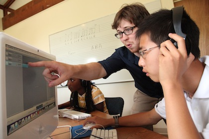 Summer Program - Writing | The Summer Programs at Cheshire Academy