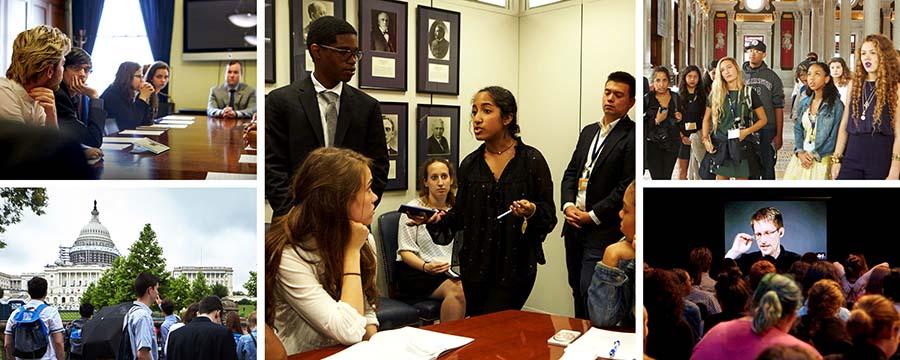 Summer Program - Pre-College | ACLU Summer Advocacy Institute
