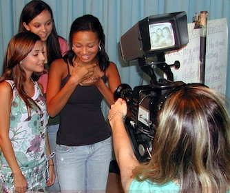 Summer Program - Filmmaking and Digital Media | ACTeen-Acting for Teens