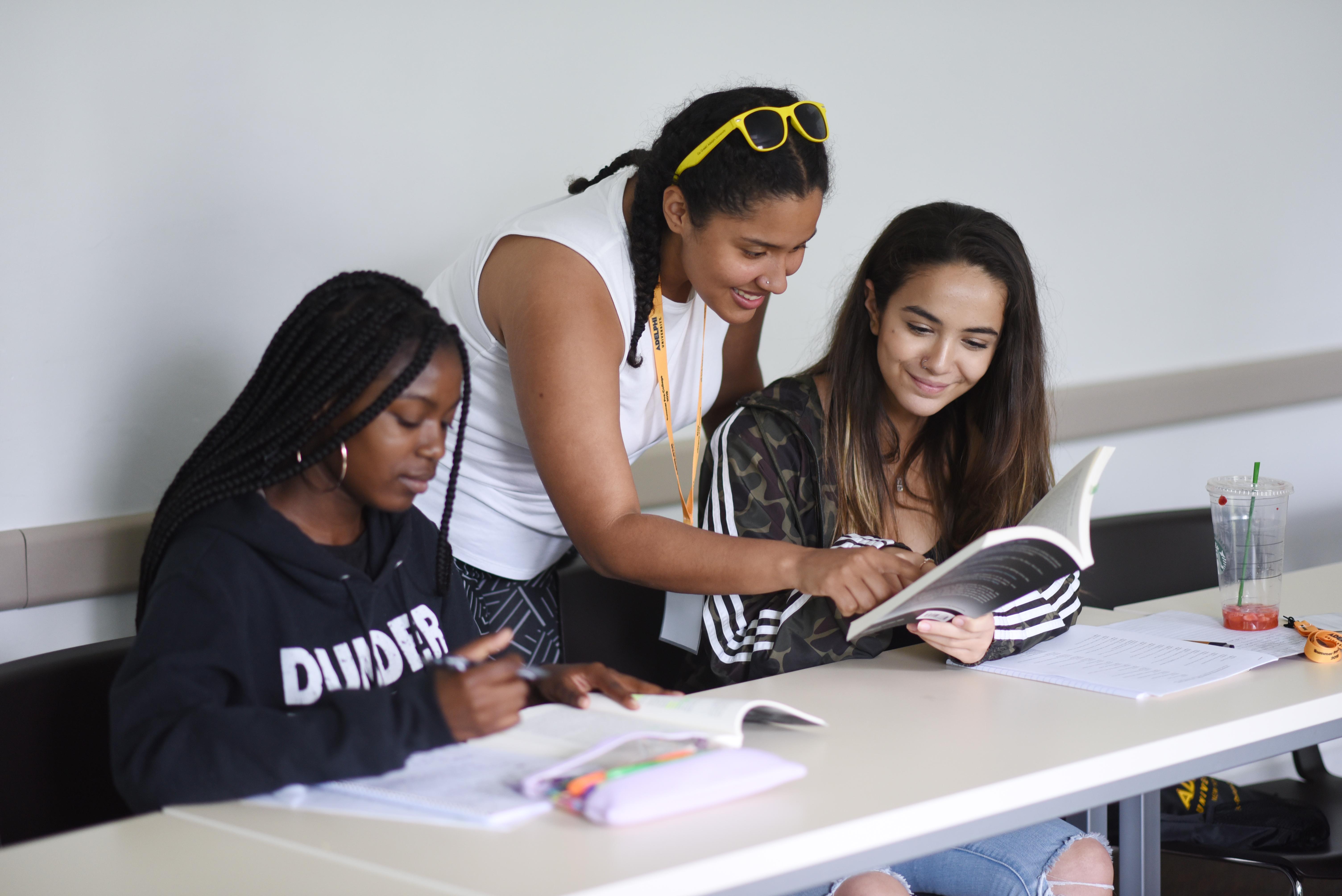 Summer Program - Social Justice | Adelphi University Summer Pre-College Programs