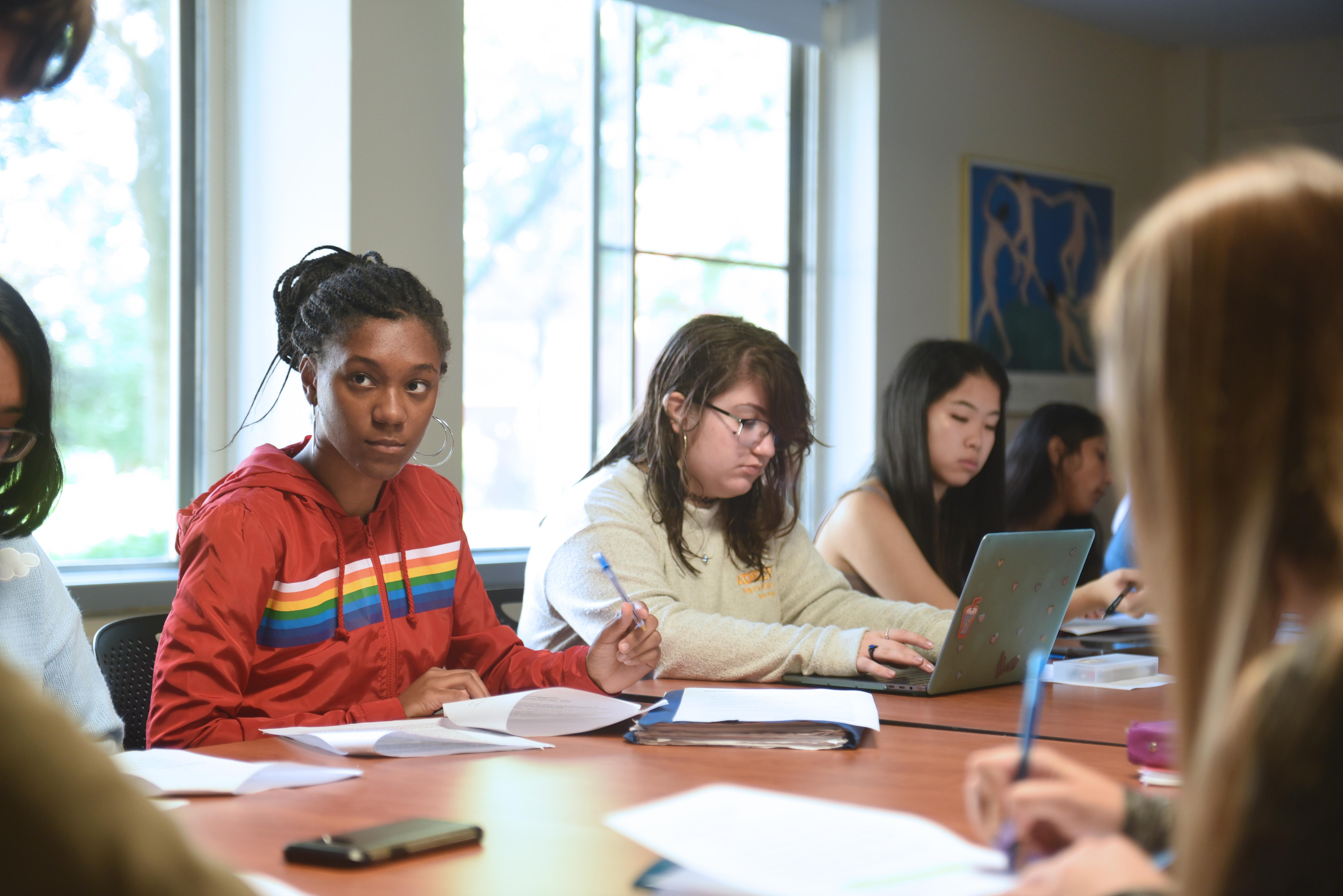 Summer Program - Sociology | Adelphi University Summer Pre-College Programs