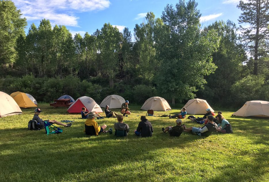 Summer Program - Adventure/Trips | Adventure Treks: Colorado Explorer