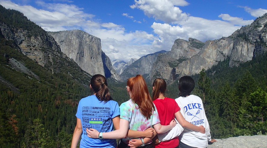 Summer Program - Preserving the Environment | ARCC Programs | California: Urban & Wilderness Service