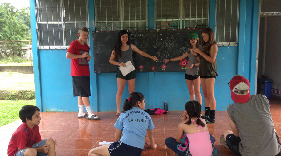 Summer Program - Cultural Organizations | ARCC Programs | Costa Rica: Classic Service Adventure