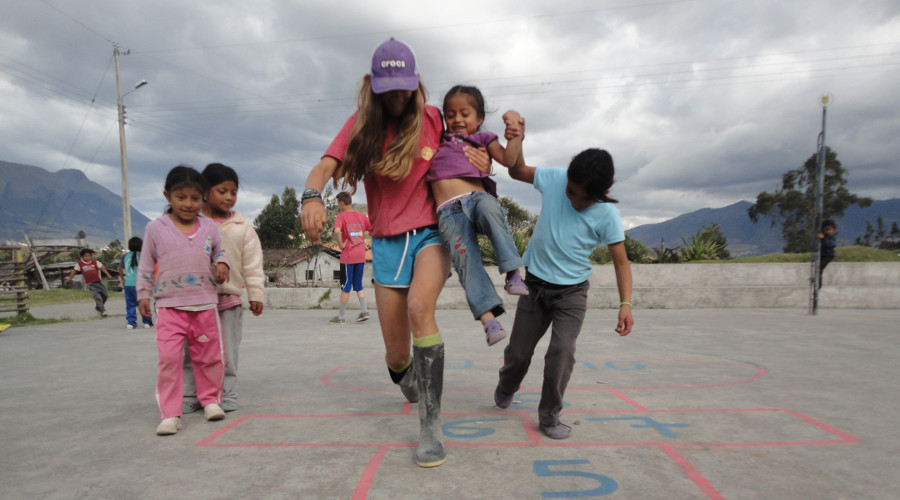 Summer Program - Youth | ARCC Programs | Ecuador/Galapagos: Island and Village Impact
