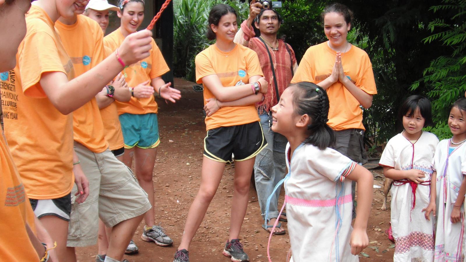 Summer Program - Preserving the Environment | ARCC Programs | Thailand: Elephant & Islands