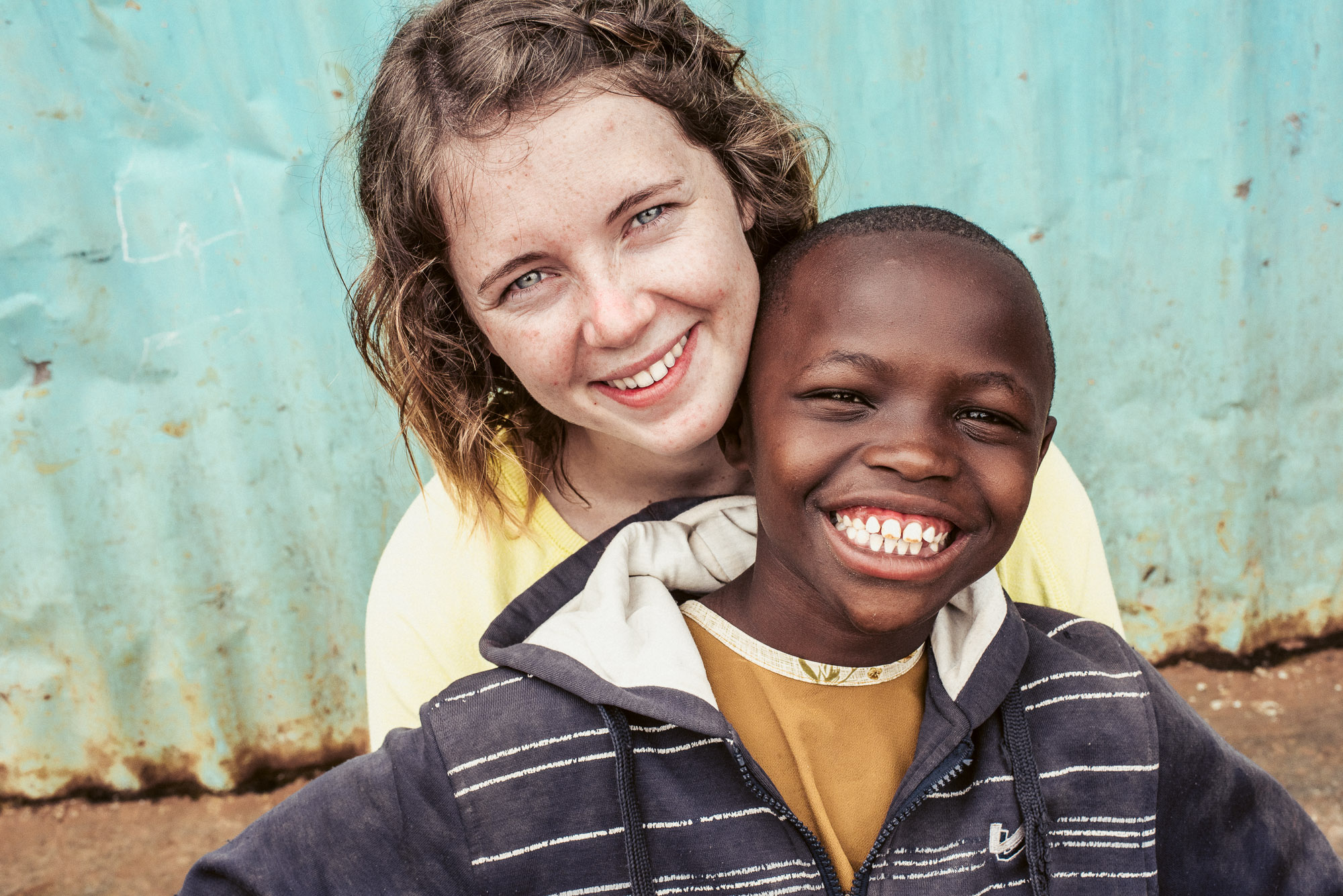 Gap Year Program - Love Volunteers - Make a REAL difference abroad!  1