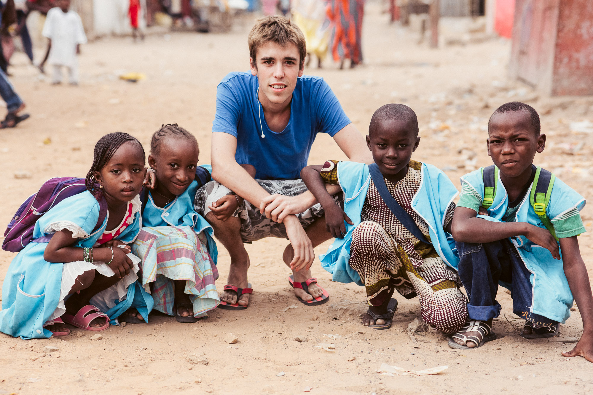 Gap Year Program - Love Volunteers - Make a REAL difference abroad!  2