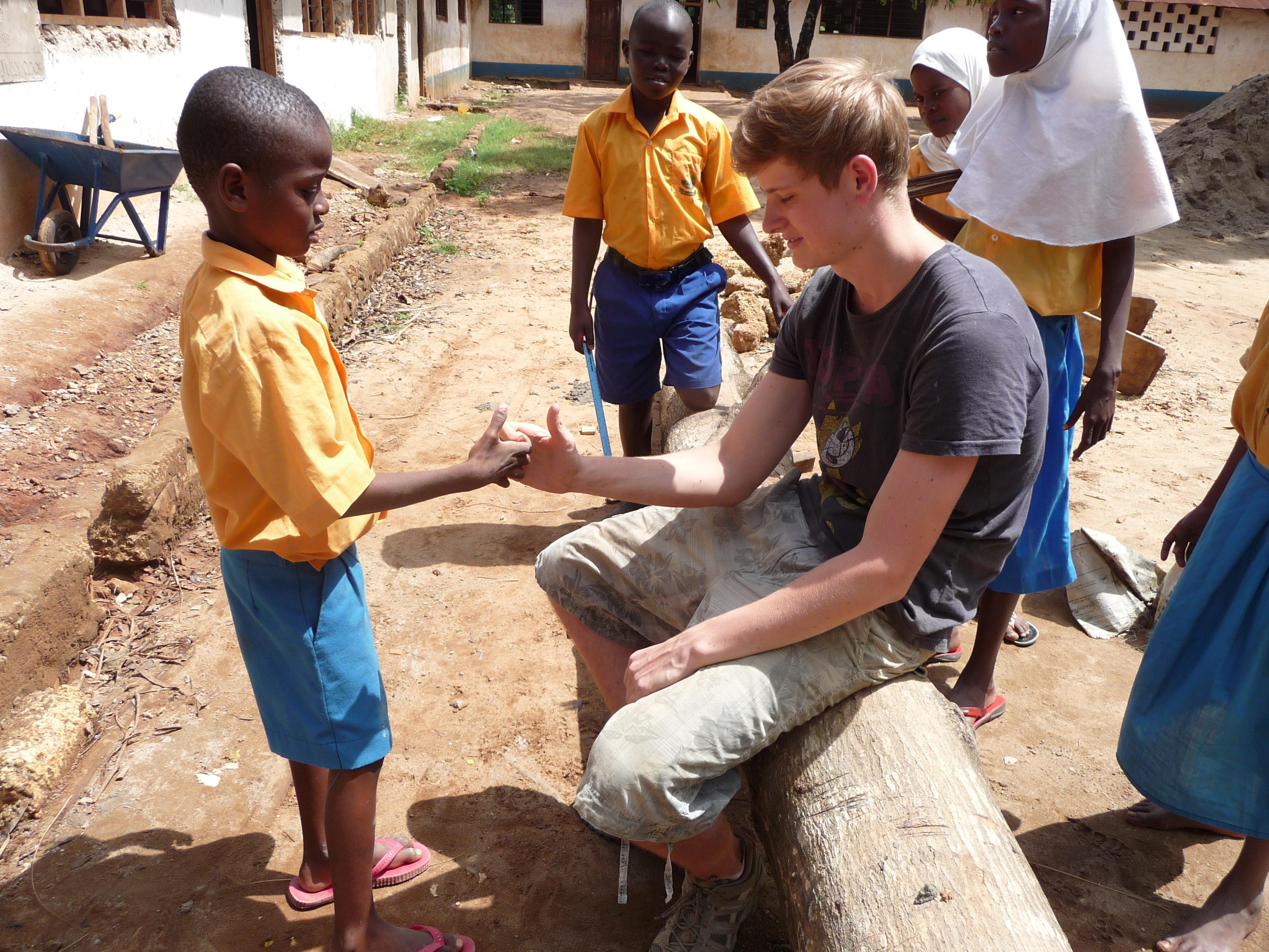 Gap Year Program - Africa Program  2