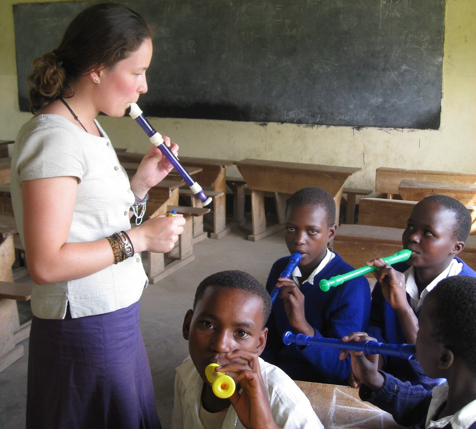 Gap Year Program - Africa Program  6