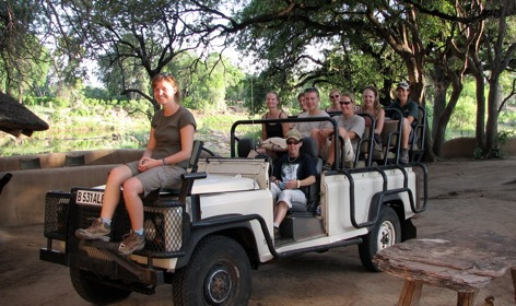 Gap Year Program - African Conservation Experience  6