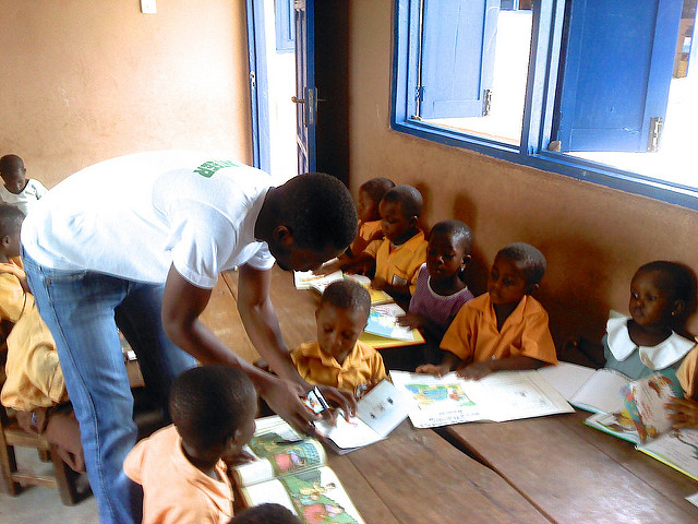 Community Service Organization - African Library Project  1