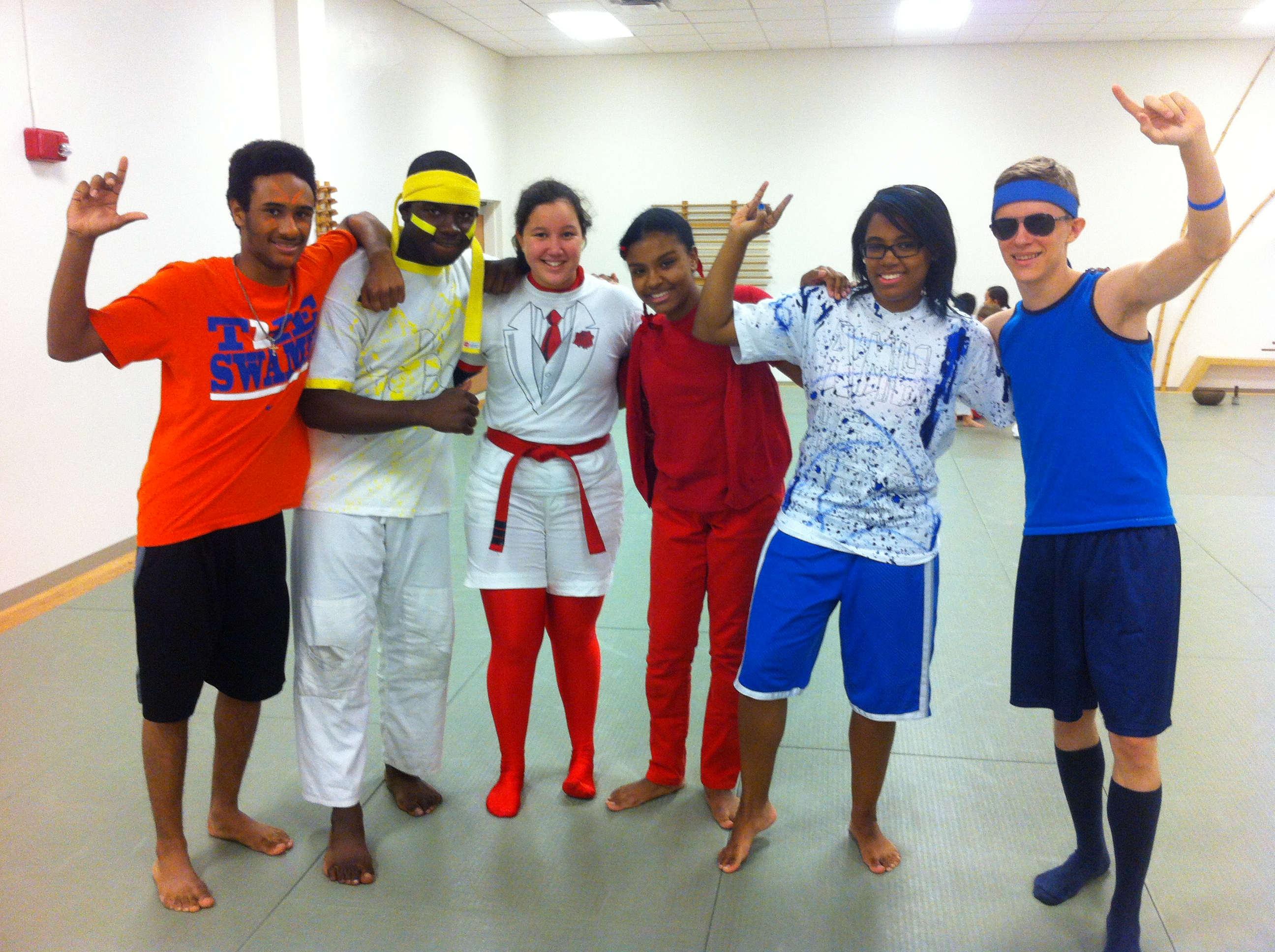 Summer Program - Martial Arts | Florida Aikikai: Aikido Camp
