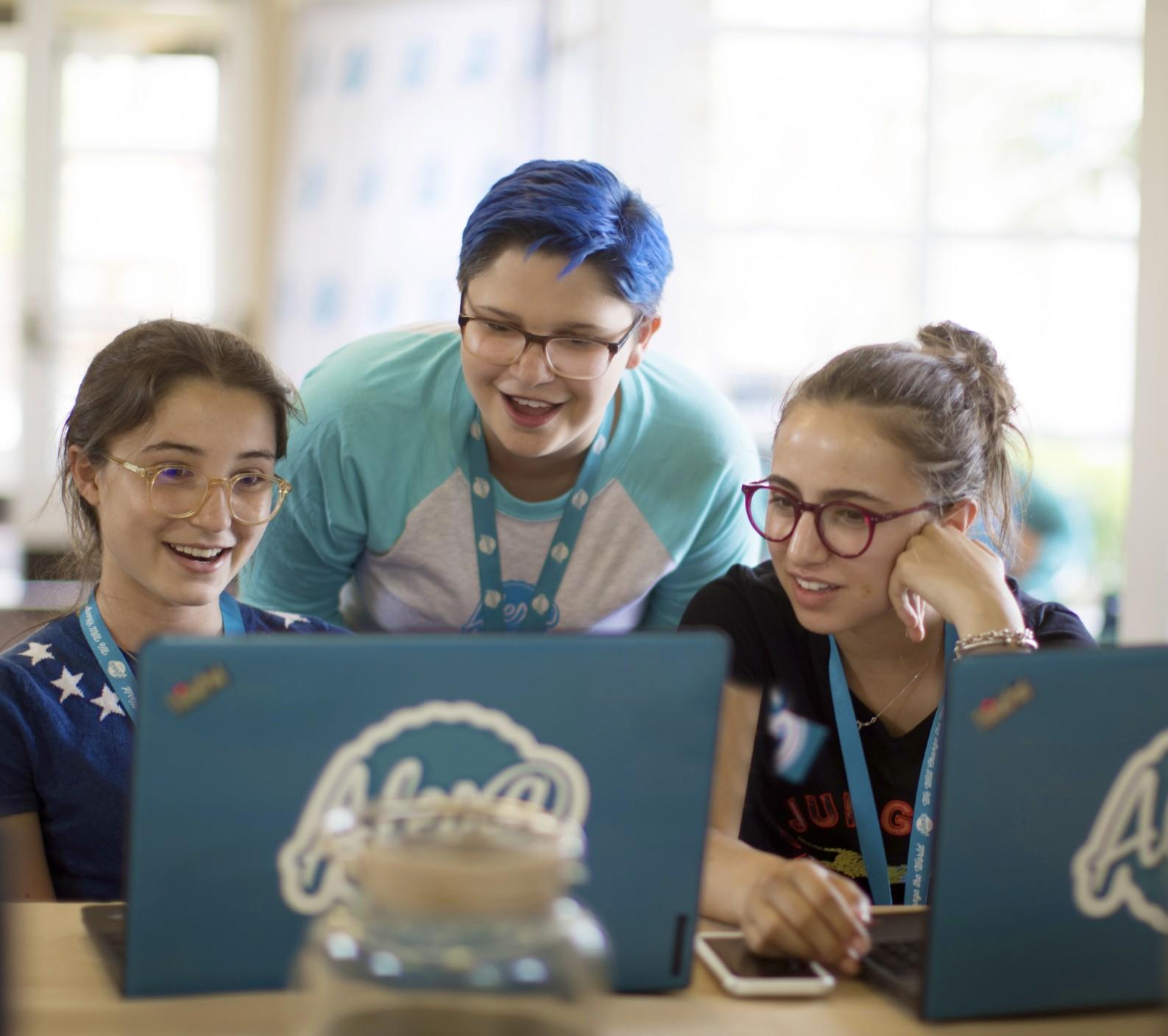 Summer Program - Electronics | Alexa Cafe: All-Girls STEM Camp | Held at Bryn Mawr