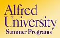 Summer Program Alfred University Summer Programs