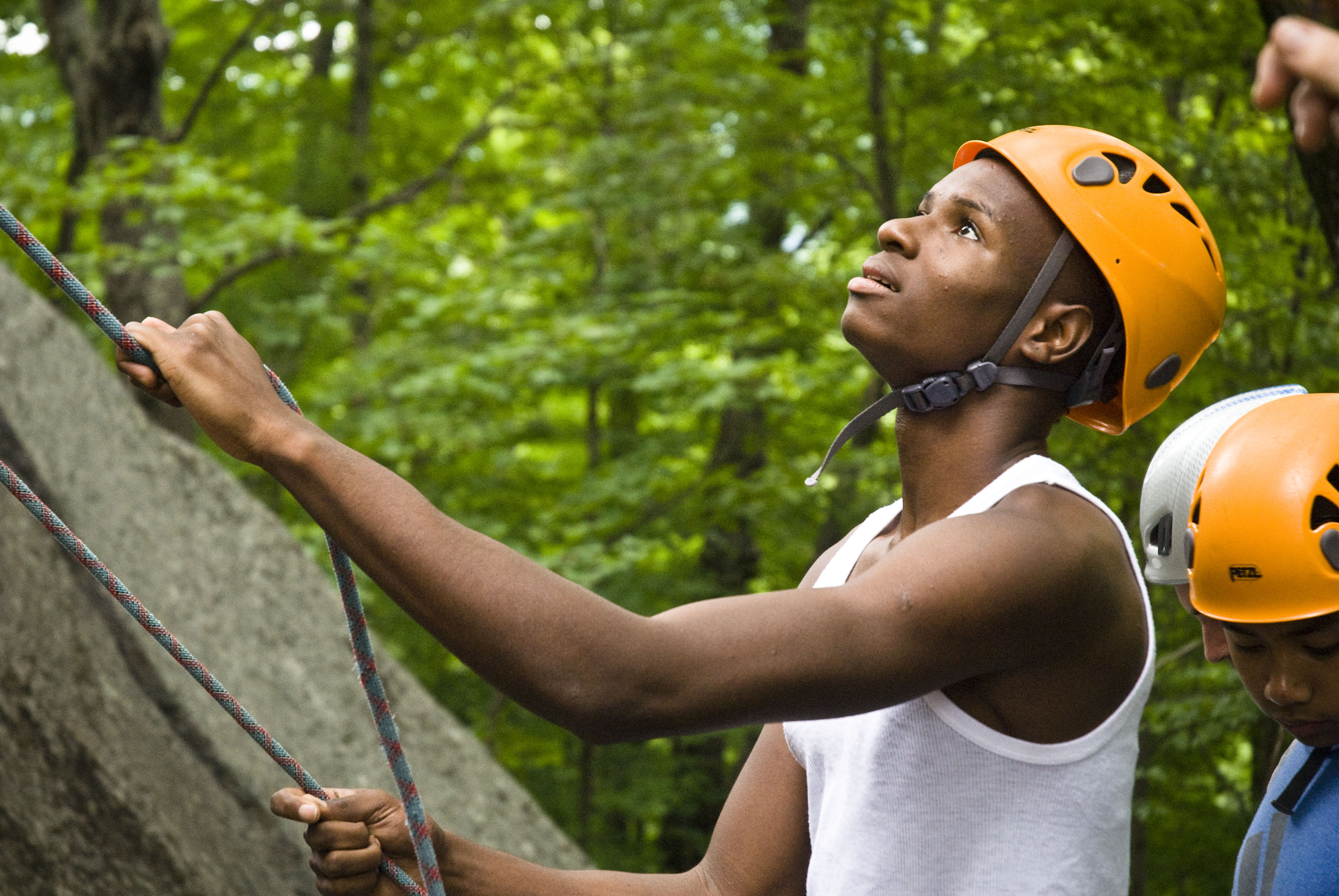 Summer Program - Animals/Nature | AMC's Teen Wilderness Adventures: 10-Day Multisport Adventure - Backpack, Climb, Canoe (Ages 14-16)