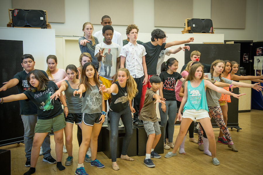 Summer Program - Musical Theatre Arts | American Academy of Dramatic Arts - Conservatory for Young Actors