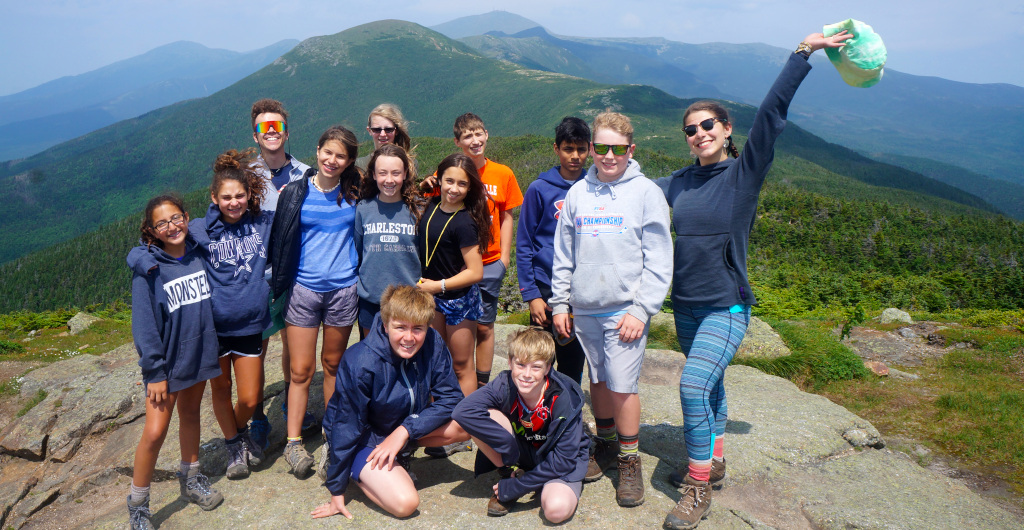 Summer Program - Kayaking | Apogee Adventures: New England Mountains and Coast