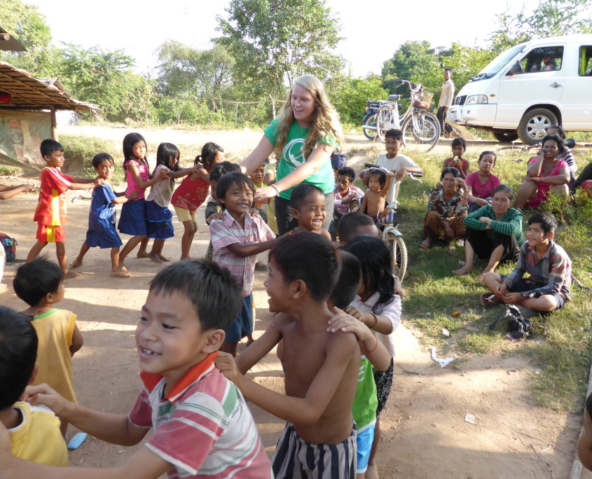 Gap Year Program - ARCC Gap | Asia: China, Vietnam, Cambodia & Thailand  1