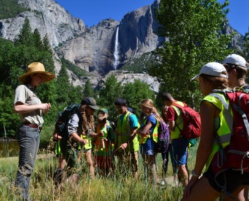 Summer Program - Rock Climbing | ARCC Programs | National Parks: America's Treasures