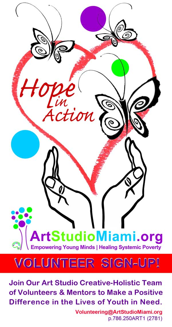 Community Service Organization - Art Studio Miami  1