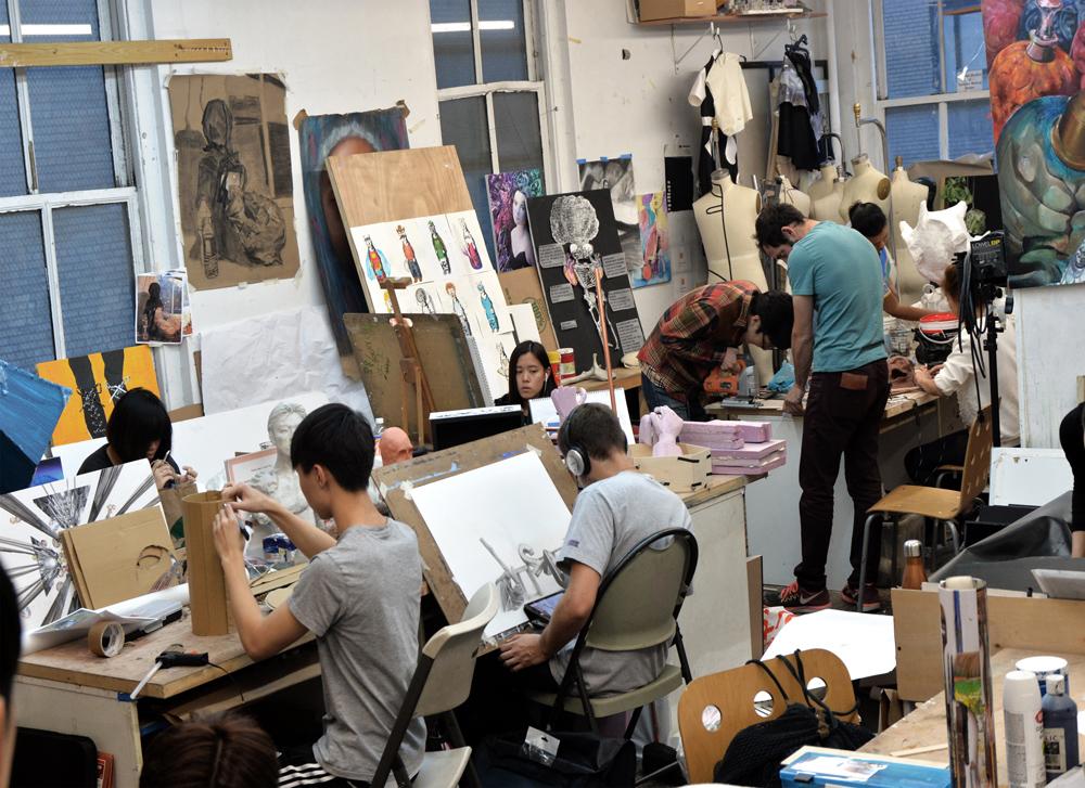 Gap Year Program - Ashcan Studio 12 Month Portfolio Development Program   4