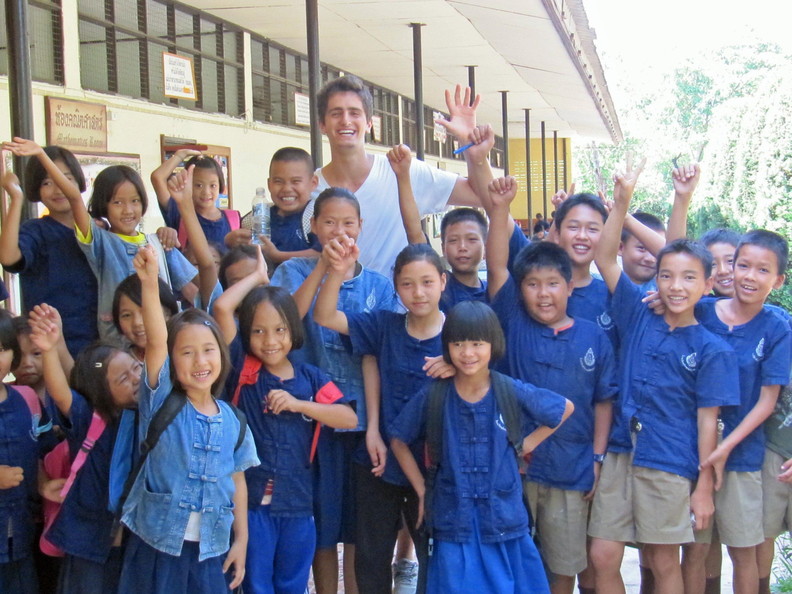 Gap Year Program - Asia Program  8