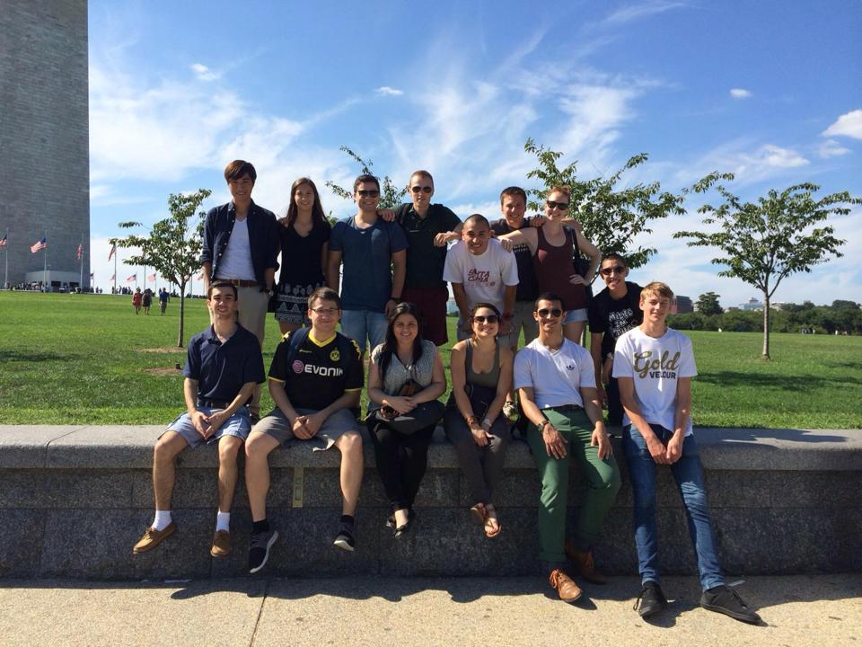 Summer Program - College Experience | American University Gap Program Summer Institutes