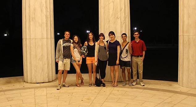 Summer Program - Pre-College | American University Gap Program Summer Institutes