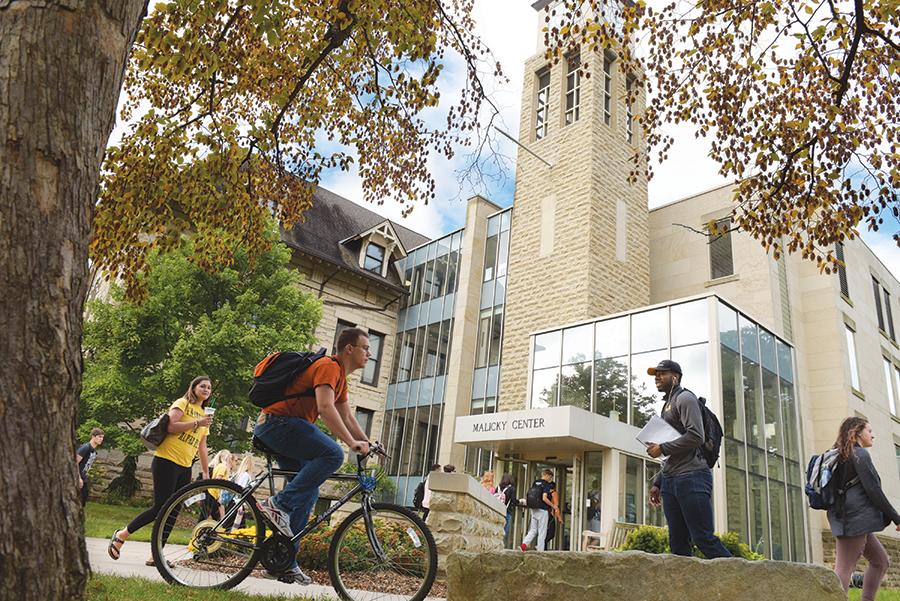 College - Baldwin Wallace University  1