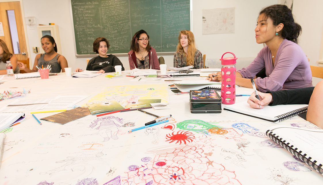 Summer Program - Arts | Bard College at Simon's Rock: Young Writers Workshop