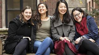 Summer Program - Leadership | Barnard Pre-College Program: Young Women's Leadership Institute
