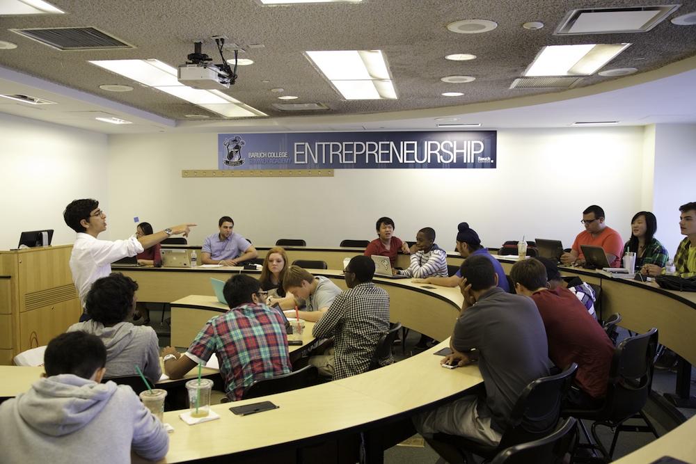 Summer Program - Enrichment | Baruch Leadership Academy