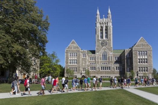 Summer Program - Arts | Boston College Experience: Psychology of the Arts