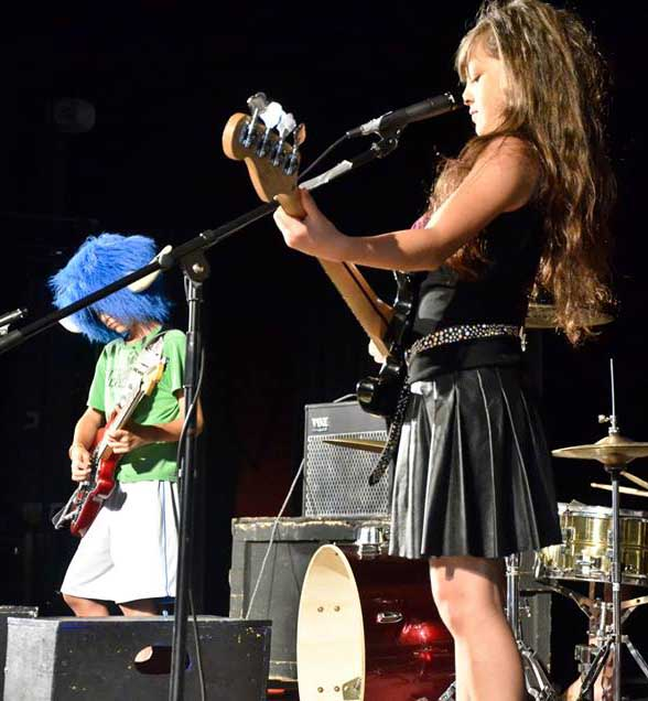 Summer Program - Music   Beaver Summer Camp: Building the Band