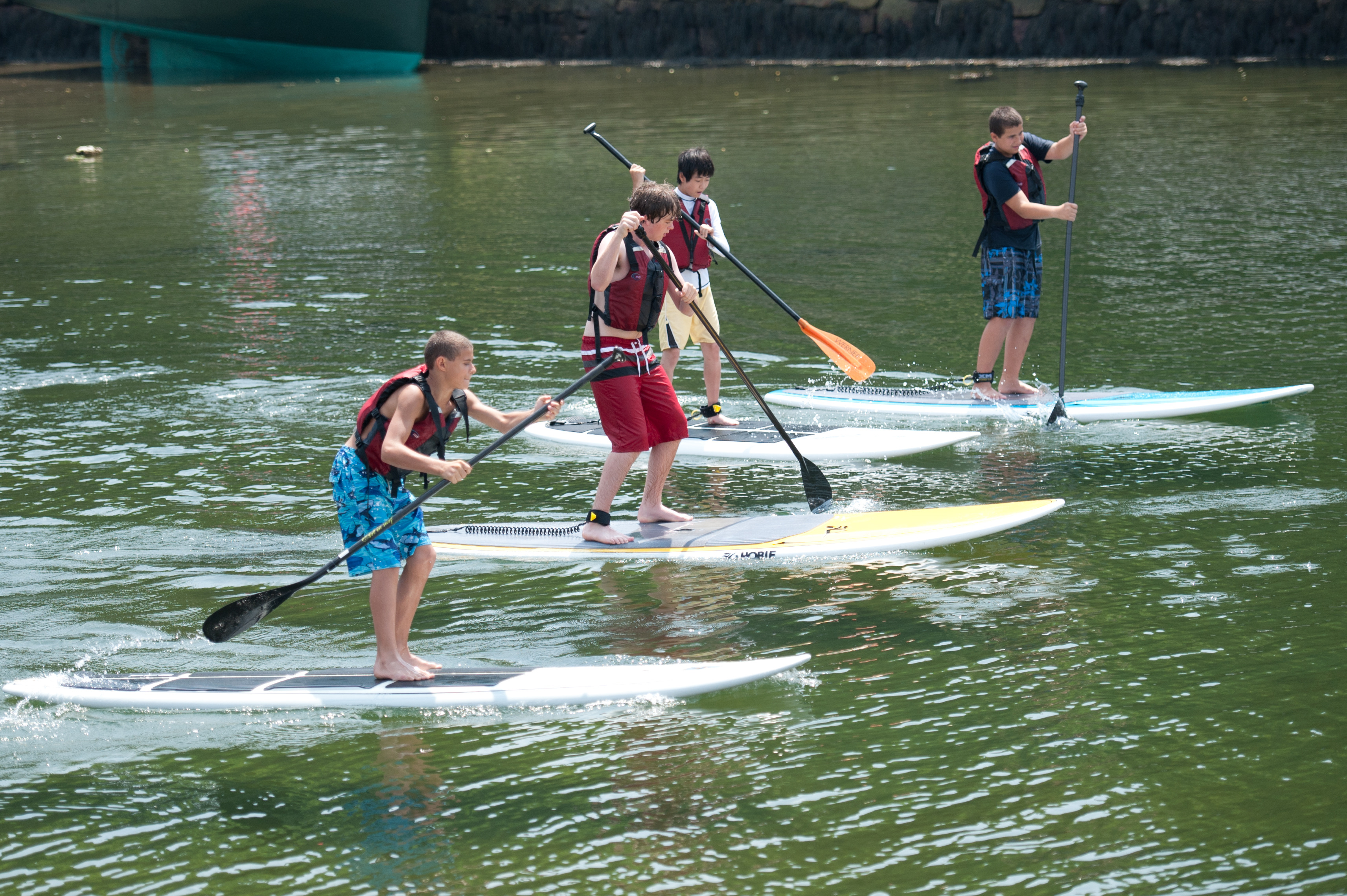 Summer Program - Water Sports | Beaver Summer Camp: Extreme Sports