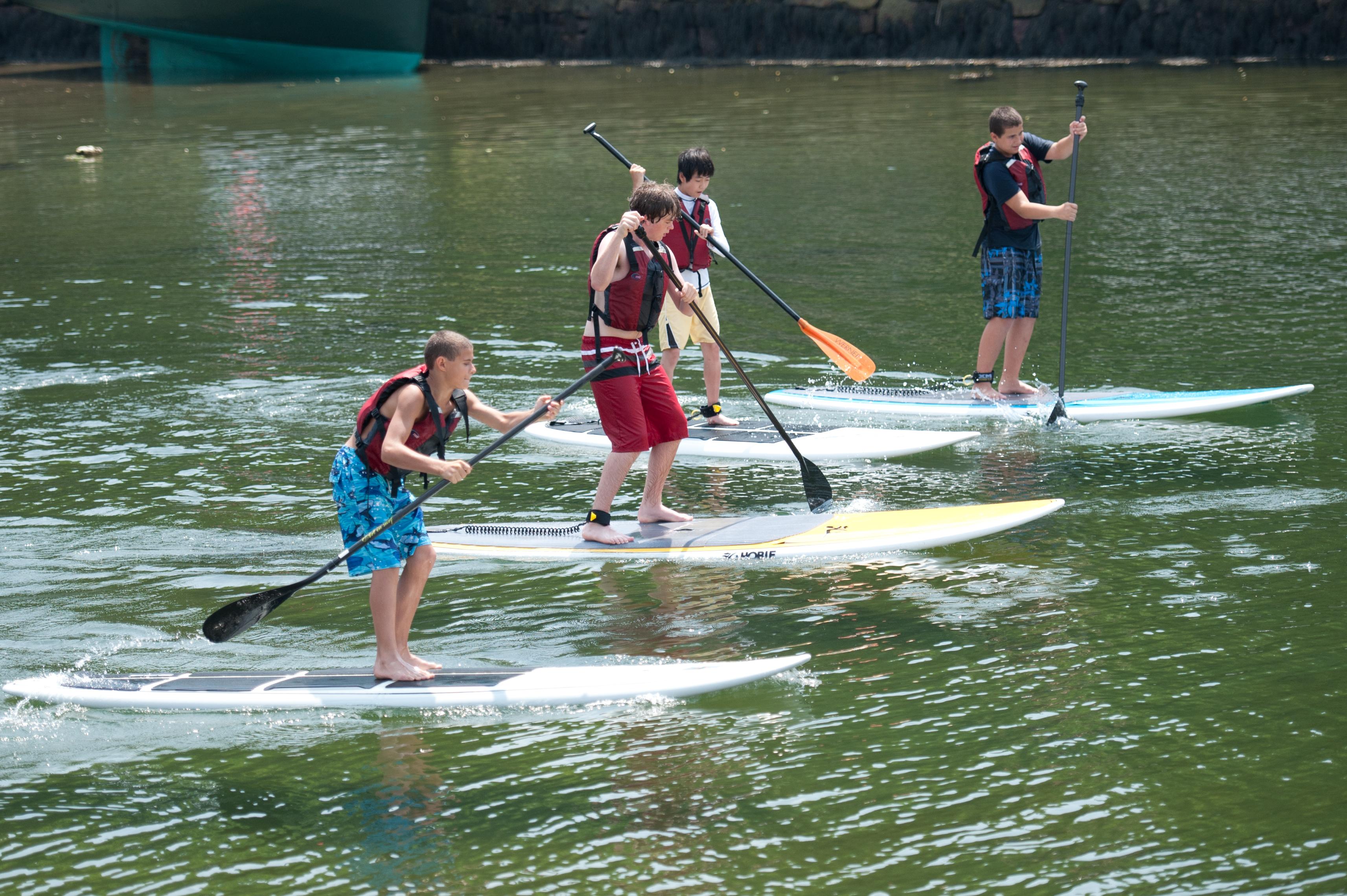 Summer Program - Kayaking | Beaver Summer Camp: Extreme Sports