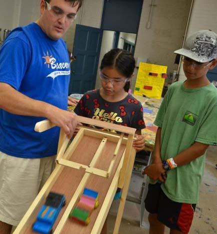 Summer Program - Woodshop | Beaver Summer Camp: Walker's Woodshop