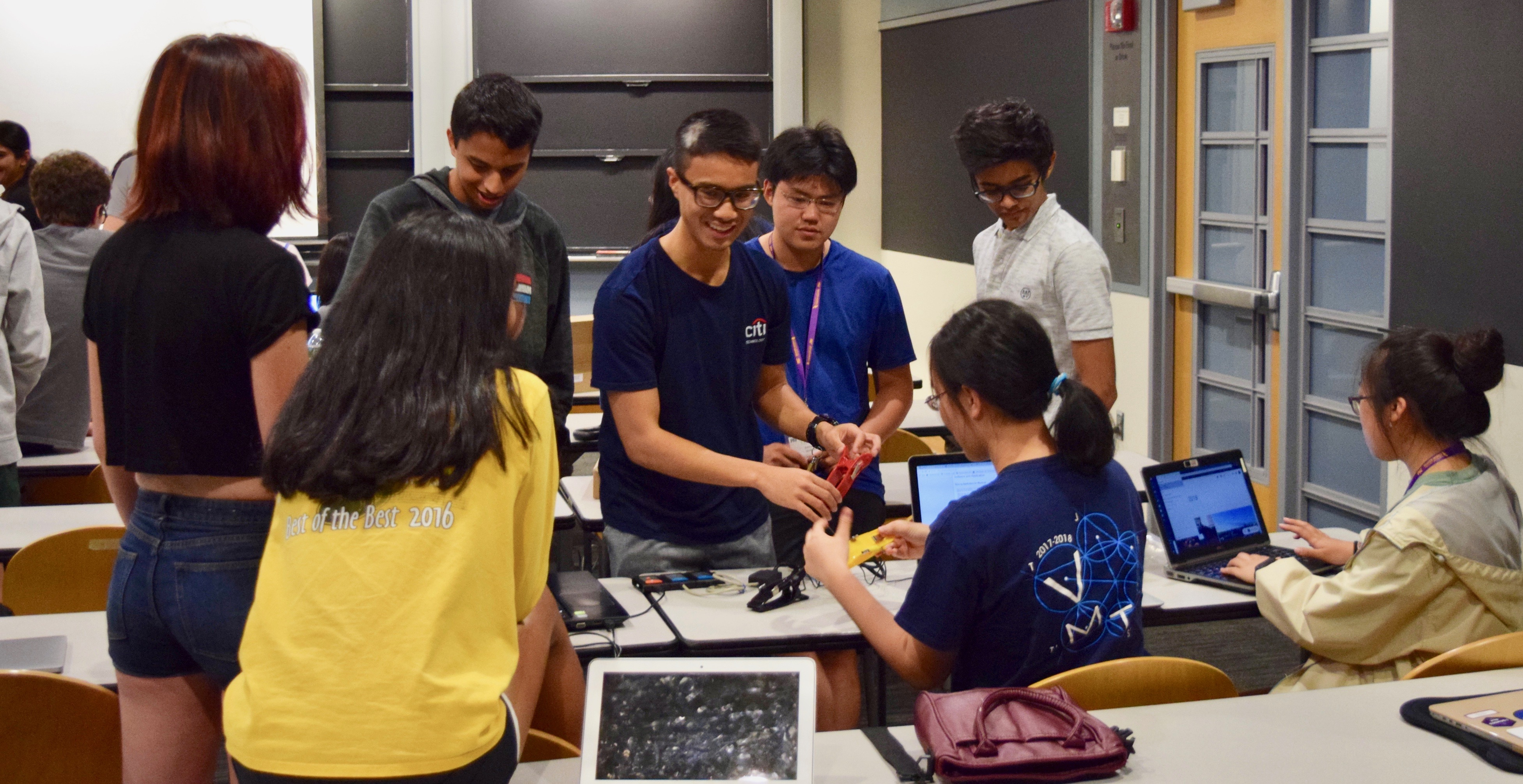Summer Program - Technology | Beaver Works Summer Institute at MIT