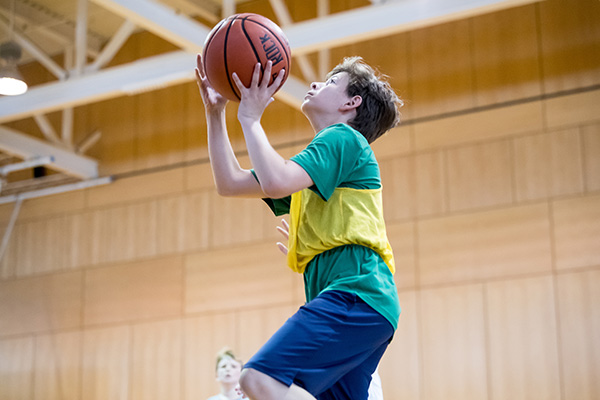 Summer Program - Basketball | Belmont Hill Sport Camps