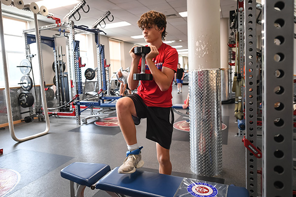 Summer Program - General | Belmont Hill Sport Camps: Strength and Conditioning
