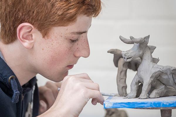 Summer Program - Multi-Arts | Belmont Hill Summer School: Art Workshops