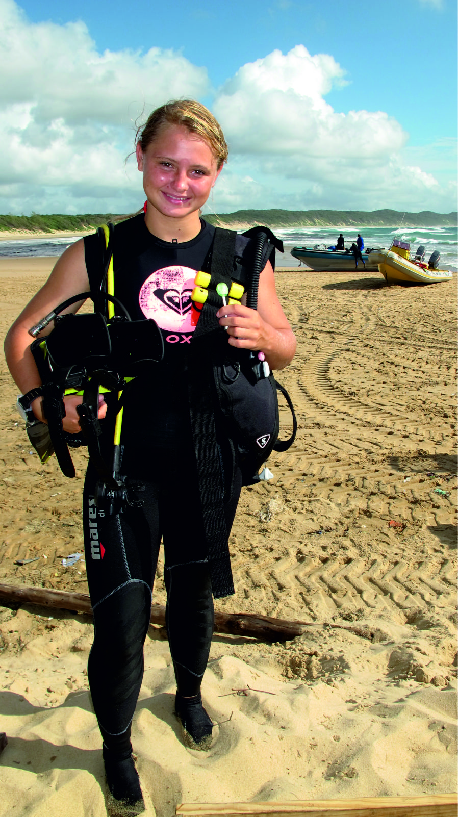 Gap Year Program - Best Gap Year ever at Coral Divers PADI 5 Star IDC Centre Sodwana Bay, South Africa  1