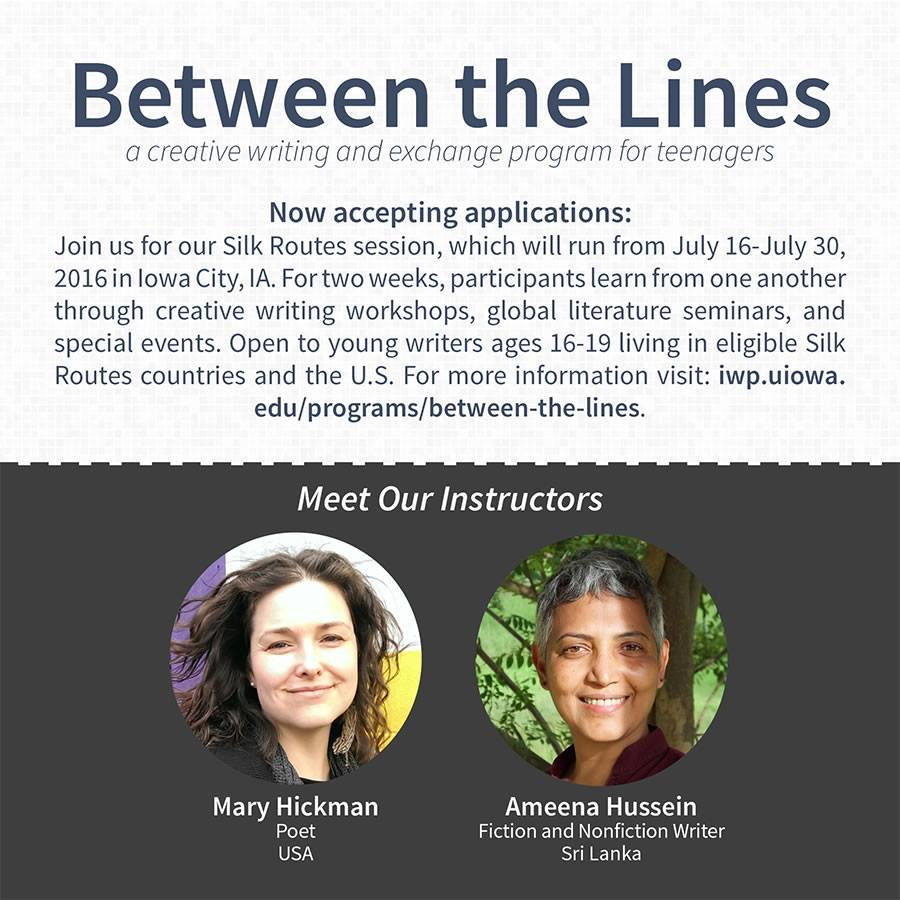 Summer Program - Gifted - Arts | Between the Lines