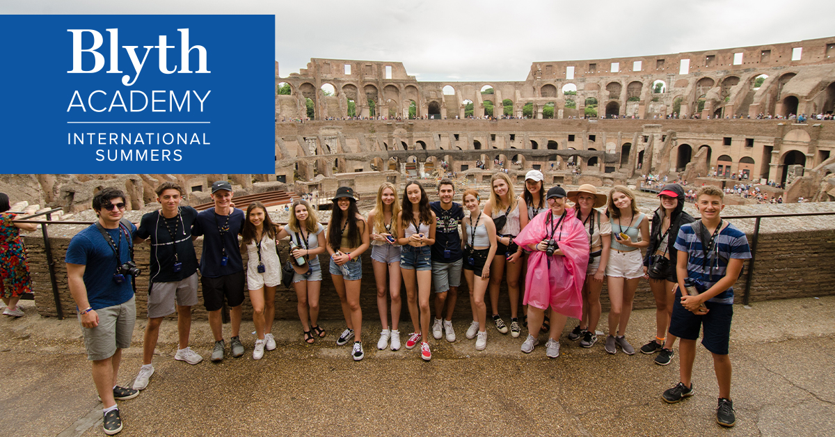 Summer Program - Group Travel | Blyth Academy: International Summers