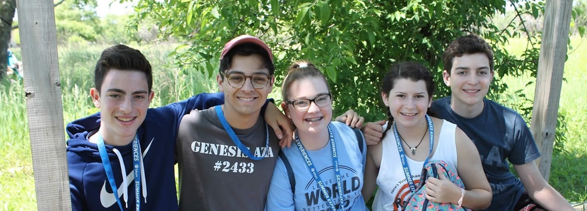 Summer Program - Jewish Culture | BBYO: CLTC at Beber Camp